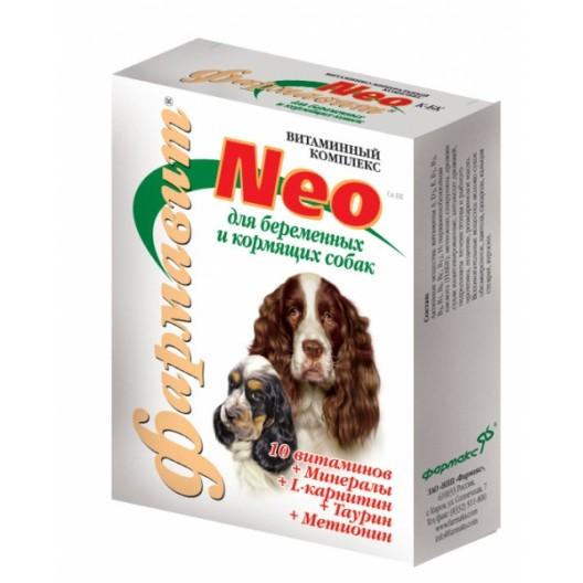 Купить Фармавит - Нео для беременных и кормящих собак 90 таблеток