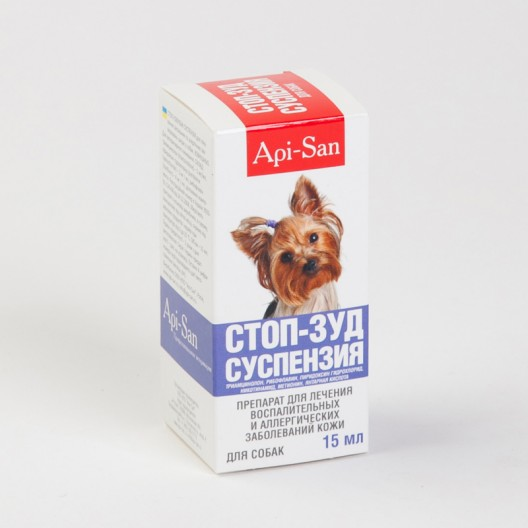 Купить Стоп-зуд для собак 15 мл