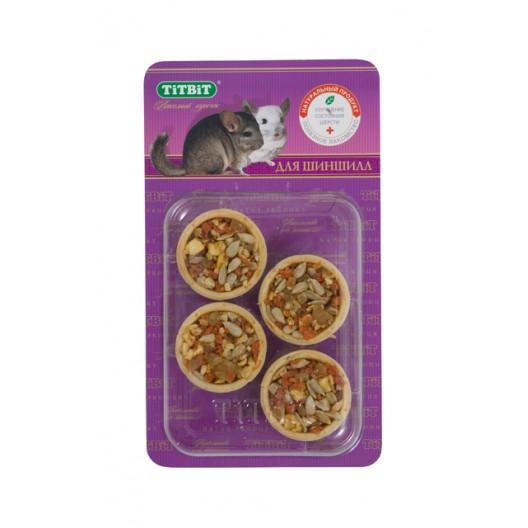 Купить Тарталетки с манго и семечками для шиншилл