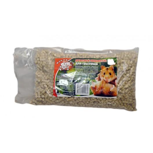 Купить Древесный наполнитель для грызунов 2,5 л