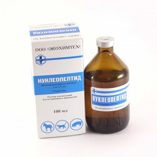 Купить Нуклеопептид 100 мл