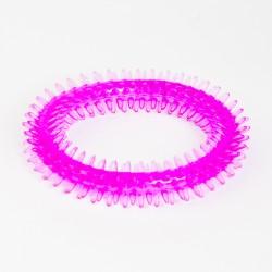 Кольцо шипованное акрил 16 см