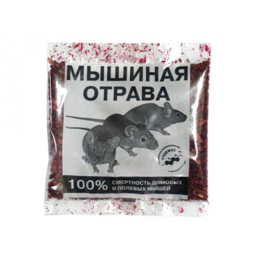 Купить Мышиная отрава 150 гр.