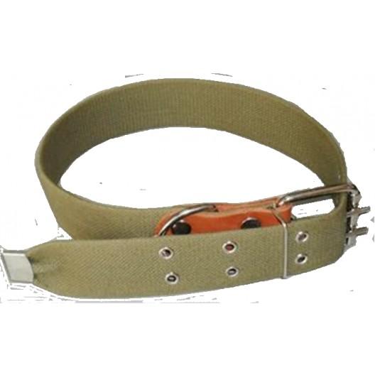 Купить Ошейник  брезентовый №45 одинарный на ватине сварное кольцо