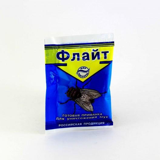 Купить Флайт (готовая приманка для унистожения мух 10 гр.)