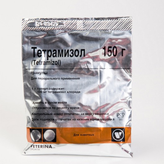Купить Тетрамизол 150 г