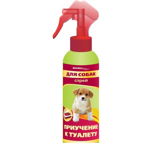 Купить Спрей Деликс-Шарм приучение к туалету для собак 200 мл