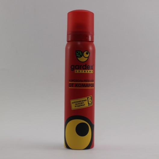 Купить Аэрозоль-репеллент от комаров Gardex Extreme 100 мл
