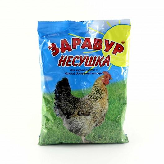 Купить Здравур Несушка для кур - несушек и другой домашней птицы 250 гр