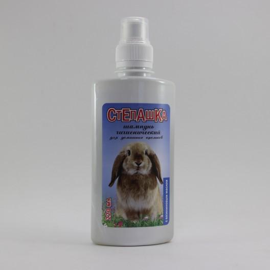 Купить Степашка шампунь гигиенический для домашних кроликов