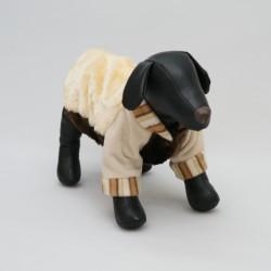 Шубка для собак утепленная №3