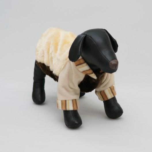 Купить Шубка для собак утепленная №3