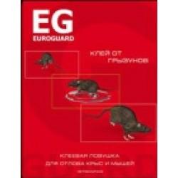 Клеевая ловушка для отлова крыс и мышей Euroguard