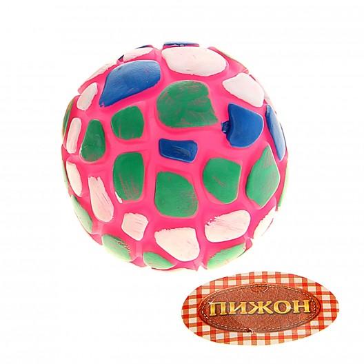 """Купить Резиновый """"Мяч - пятнашка"""" 7 см"""