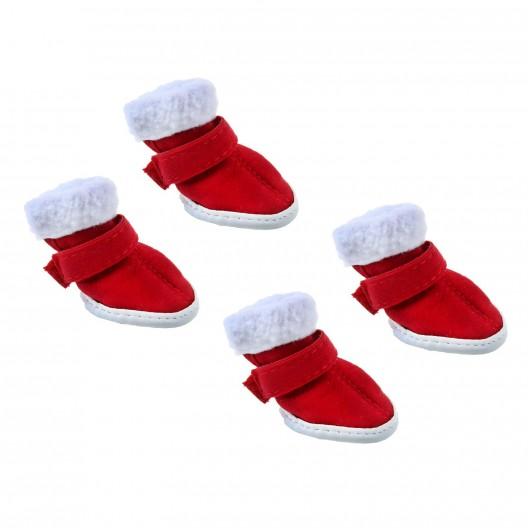 """Купить Ботинки """"Кристмес"""" размер 5 (подошва 6*5 см)"""