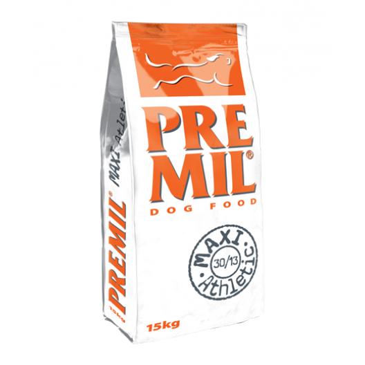 Купить Корм Maxi Athetic 1 кг с аминокислотами и легкоусвояемыми жирами