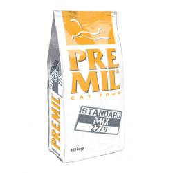 Корм Maxi Standart Mix 400 гр для кошек с аминокислотами из куриного мяса