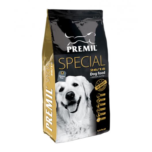 Купить Корм Top Line Special 1 кг для нормально и среднеактивных собак