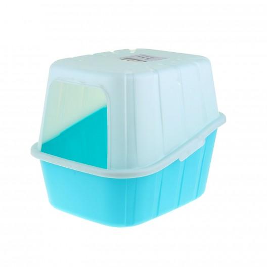 Купить Туалет с крышей и фильтром 48*39*38 см