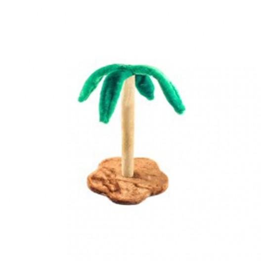 Купить Когтеточка Пальма (столбик джут) 38*38*50 см