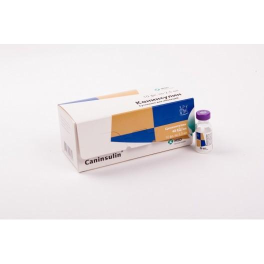 Купить Канинсулин 40ЕД/мл 2,5 мл 10 доз/упаковка