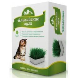 Травка д/кошек Альпийские луга