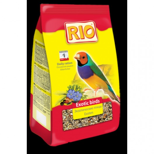 Купить Рио Корм для экзотических птиц 500 гр