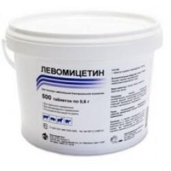 Левомицетин таб. 100 шт