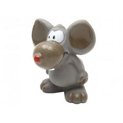 Мышь забавная резиновая 11 см