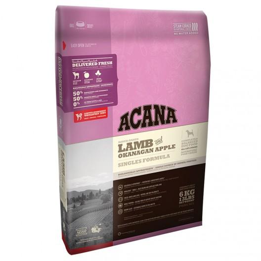 Купить АКАНА PORK&BUTTERNUT SQUASH сухой беззерновой корм для собак 340 гр.