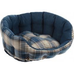 Лежак для животных Комфорт 38*25*14 см, тафта