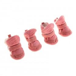 Ботинки Элеганс, размер 3, 4 шт., розовые
