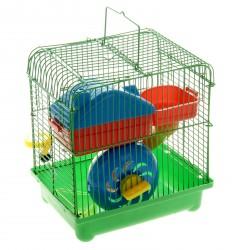 Клетка для грызунов 23*17*24 см