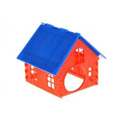 Домик для хомяка одноэтажный