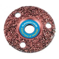 Диск для обработки копыт, частое нанесение, 125 мм