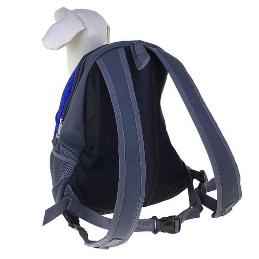 Купить Рюкзак для переноски животных с креплением на талию и креплением для ошейника, 31*15*39 см