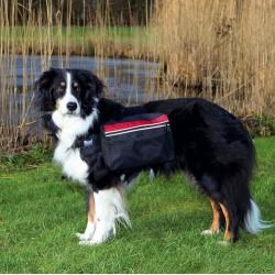Шлейка - рюкзак Trixie для собаки, размер М, 50-85 см