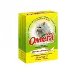 Омега Neo для кошек с биотином и таурином 90 таб.
