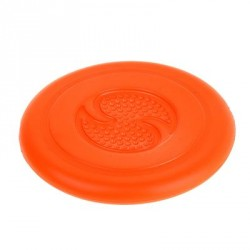"Летающая тарелка-фрисби ""ДогЛайк"" 25,5*2,4 см, оранжевая"