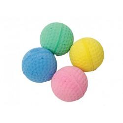 Мяч зефирный гольф 4,5 см, одноцветный