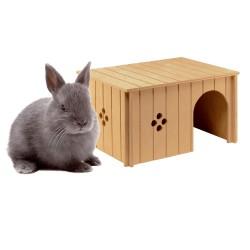 Домик деревянный Ferplast для кроликов