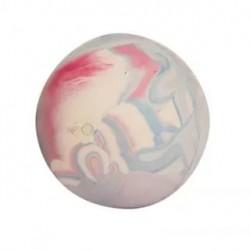 Мяч цельнолитой из резины 6см