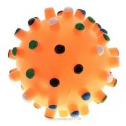 """Мяч резиновый """"Бактерия"""" 6, 3 см"""