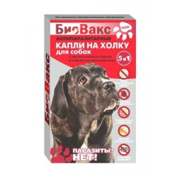 БиоВакс капли на холку для собак