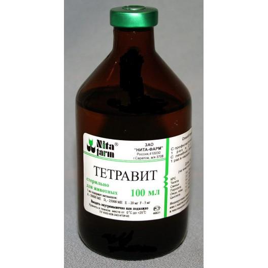 Купить Тетравит (100мл, Гамма)