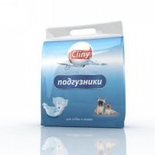Купить Подгузники для собак и кошек Cliny К201  XS 2-4кг 11шт