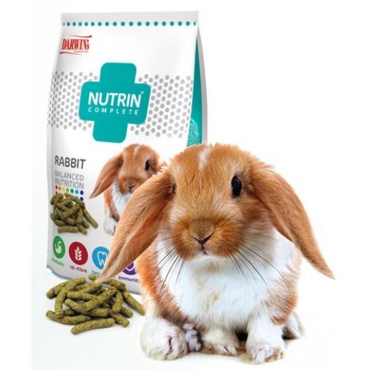 Купить Nutrin Complete Корм фруктовый для кроликов 400 гр