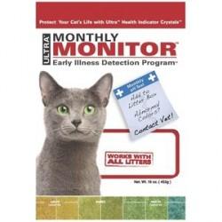 Добавка для кошачьего наполнителя - индикатор PH мочи
