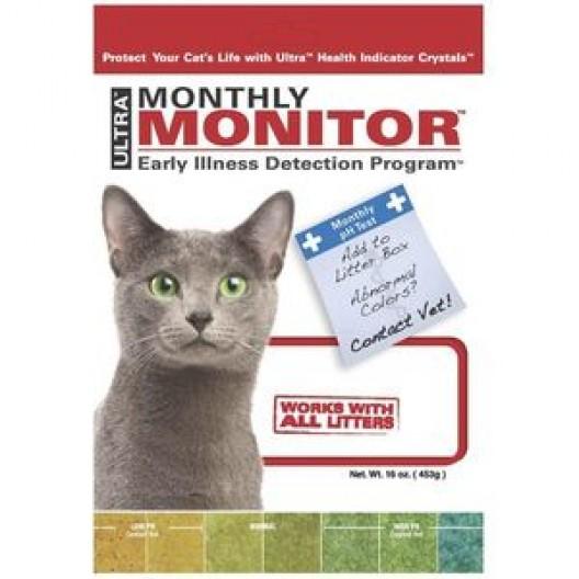 Купить Добавка для кошачьего наполнителя - индикатор PH мочи