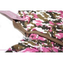 Комбинезон CotCamo, розовый, XL, унисекс